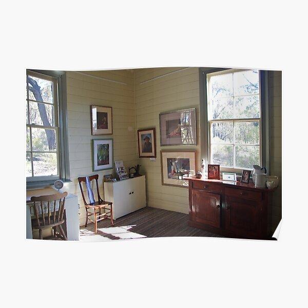 Studio Corner Poster