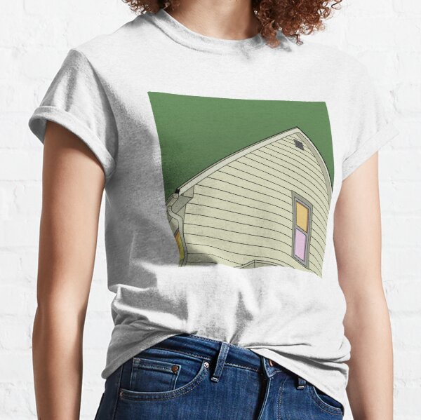 American Football House design Classic T-Shirt