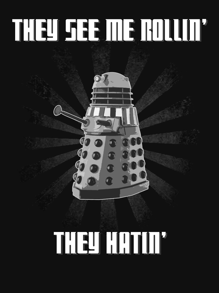 Doctor Who - DALEK - Exterminating Dirty | Unisex T-Shirt
