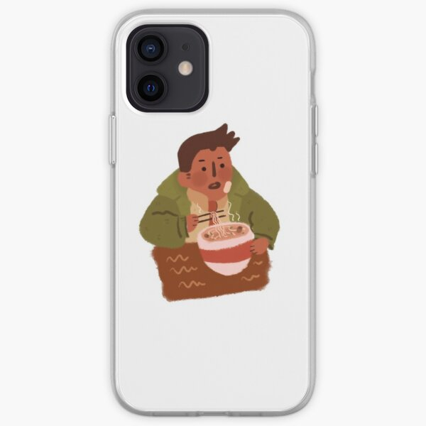 tiny gumshoe iPhone Soft Case