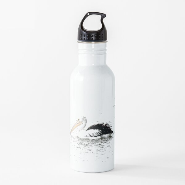 Pelican Art,  Water Bottle