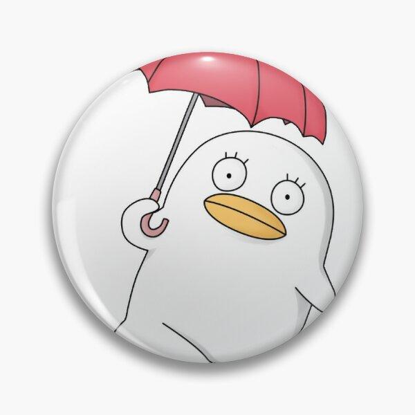 Mr. Raindrop Elizabeth Gintama Pin