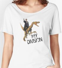 lestrade's division Women's Relaxed Fit T-Shirt