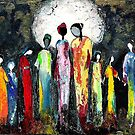 Gathering by Faith Magdalene Austin