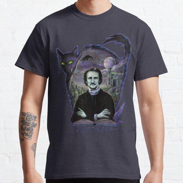 Edgar Allan Poe Gothic Classic T-Shirt