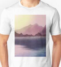 morning lake Unisex T-Shirt