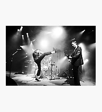 Dirty Three - Meredith Music Festival 2010 Photographic Print