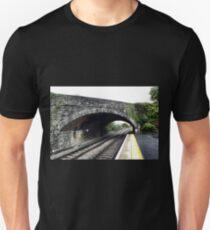 Railway Bridge ....Axminster Devon UK T-Shirt