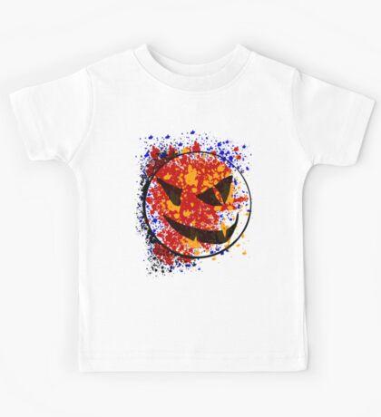 pumpkin splat Kids Clothes