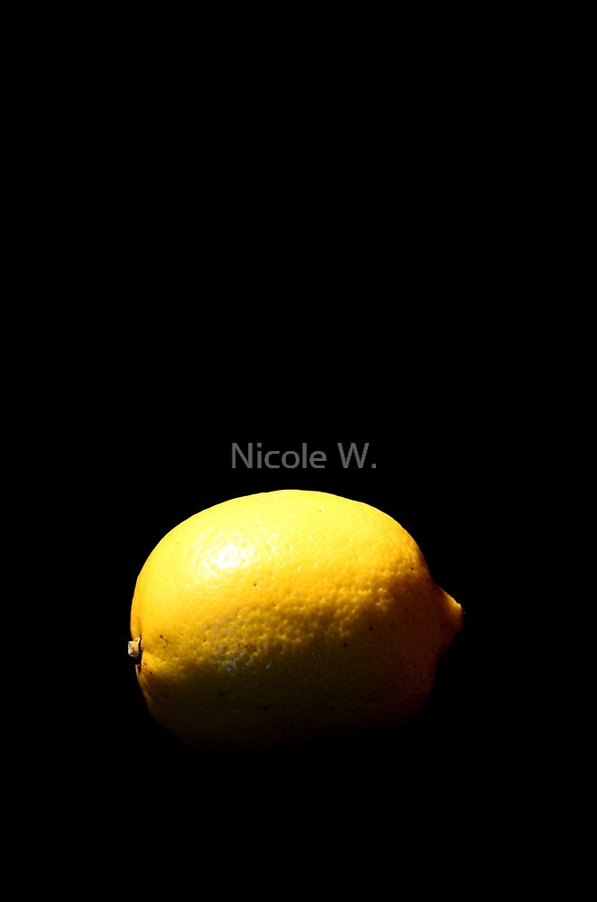 lemonized by Nicole W.