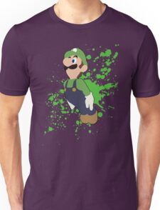 Luigi - Super Smash Bros Unisex T-Shirt