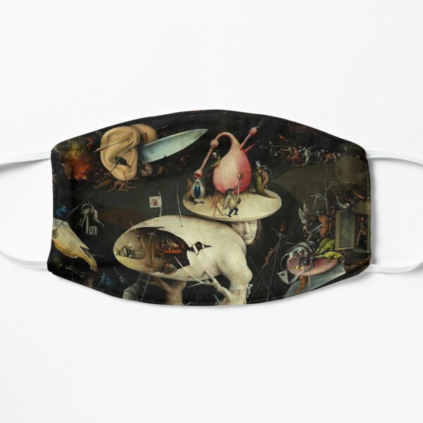 HELL By Hieronymus Bosch Mask