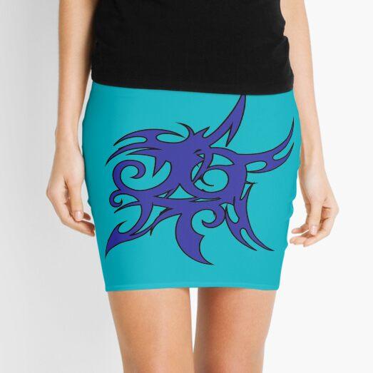 Tribales Design / Tattoo Minirock