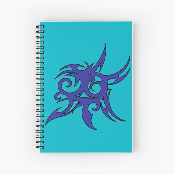 Tribales Design / Tattoo Spiralblock