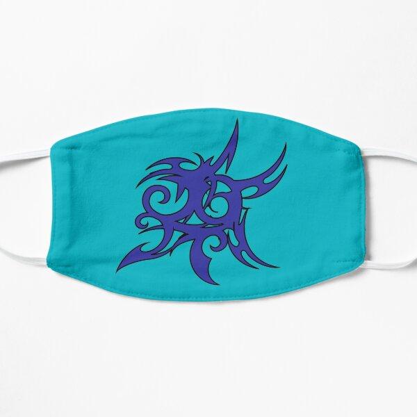 Tribales Design / Tattoo Flache Maske