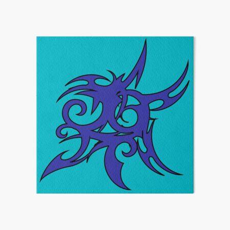 Tribales Design / Tattoo Galeriedruck