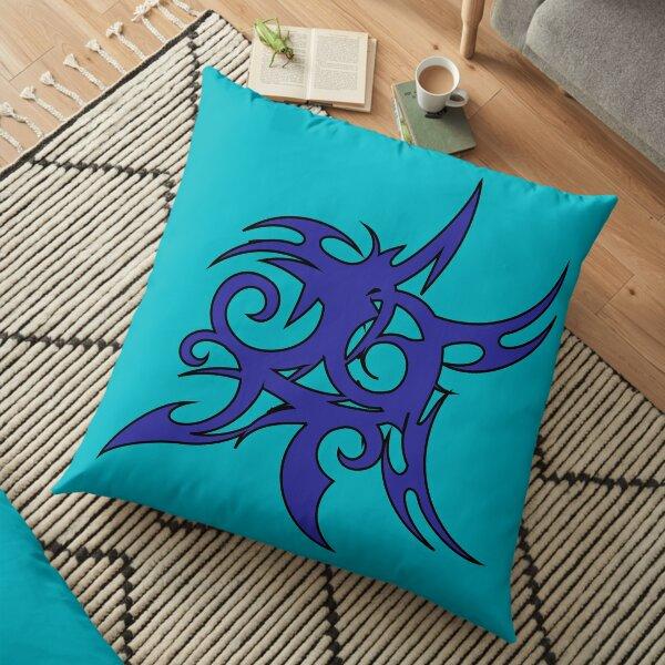 Tribales Design / Tattoo Bodenkissen
