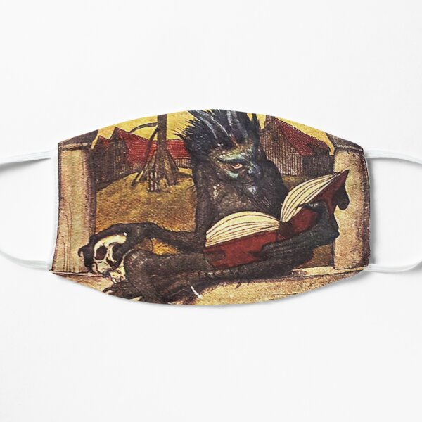 Goblin Knowledge Mask