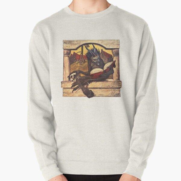 Goblin Knowledge Pullover Sweatshirt