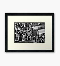 ROME - STREETSCAPE ...(3) Framed Print