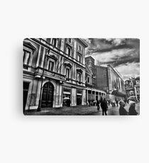 ROME - STREETSCAPE ...(3) Metal Print