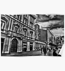 ROME - STREETSCAPE ...(3) Poster