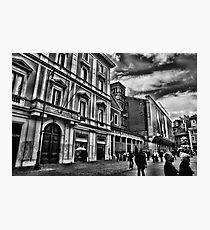 ROME - STREETSCAPE ...(3) Photographic Print