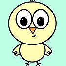 Baby Chick by EmilyListon4