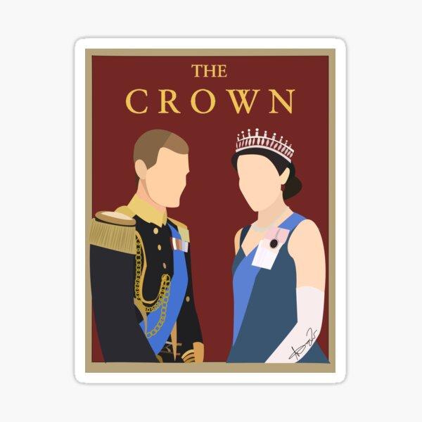 die Krone Sticker