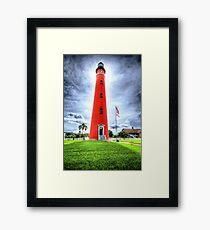Ponce de Leon Lighthouse Framed Print