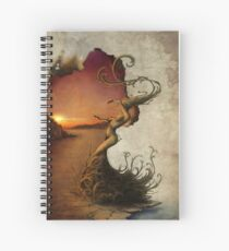 Jericho Rose. Spiral Notebook