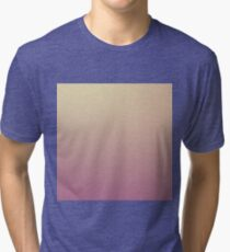 DUSTY ROSE - Plain Color iPhone Case and Other Prints Tri-blend T-Shirt