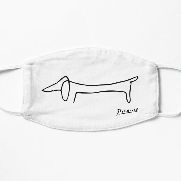 Pablo Picasso Dog (Lump) Artwork, Sketch Reproduction Mask