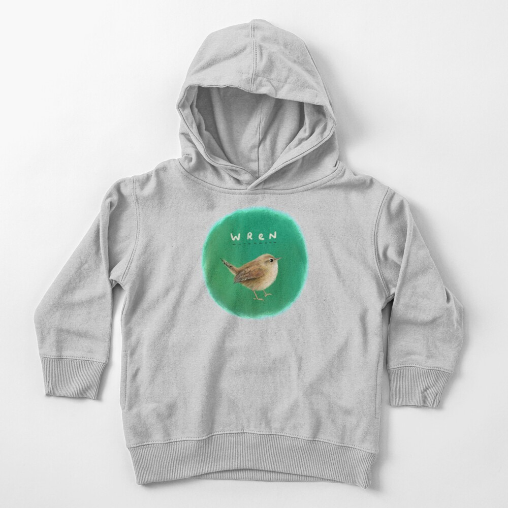Wren Toddler Pullover Hoodie