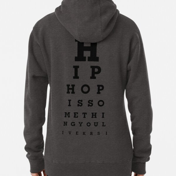 Hip Hop Pullover Hoodie