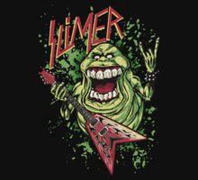 SLIMER THRASHIN' MAD!!!