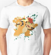 Bowser - Super Smash Bros Unisex T-Shirt