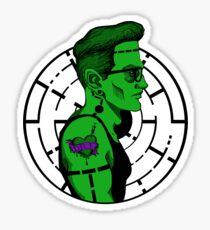 Frank's Son Sticker