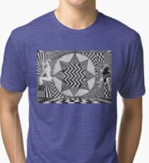 psychedelic sativa sweeties  Tri-blend T-Shirt