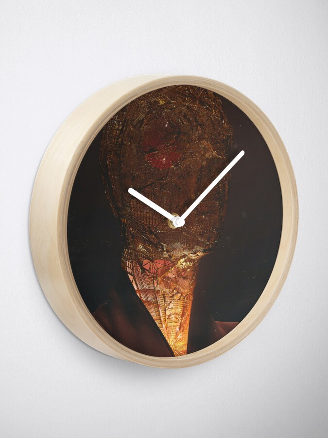 Alternate view of INNER LIGHT Clock