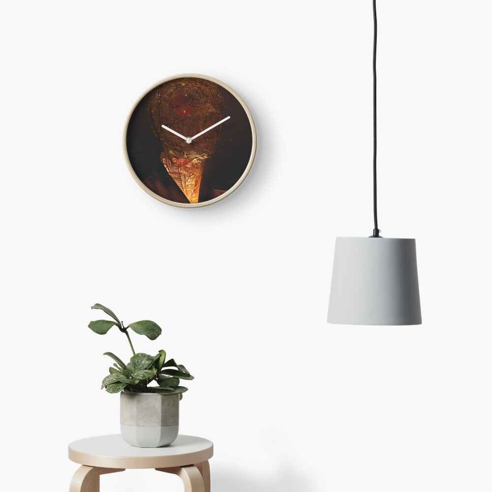 INNER LIGHT Clock
