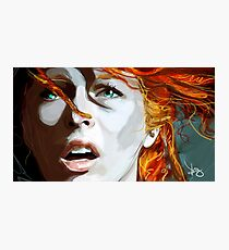 Leeloo Photographic Print