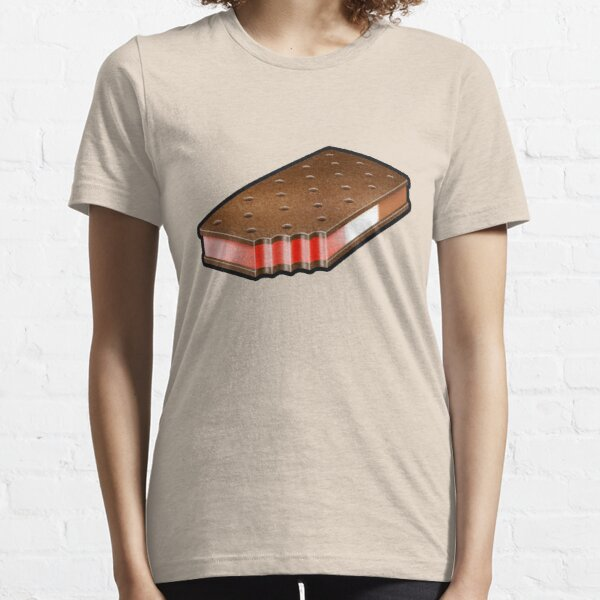 Ice Cream Sandwich Cool Summer Treat Essential T-Shirt