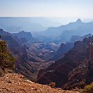 Cape Royal Panorama – North Rim of the Grand Canyon by Owed To Nature