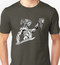 Greek Mytholgy Perseus and Medusa T-Shirt