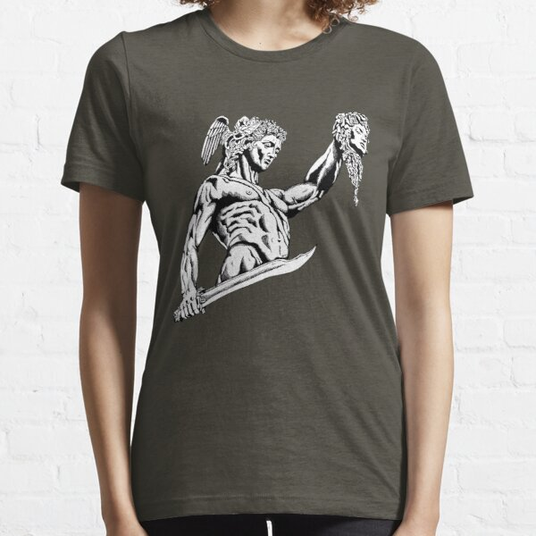 Greek Mytholgy Perseus and Medusa Essential T-Shirt