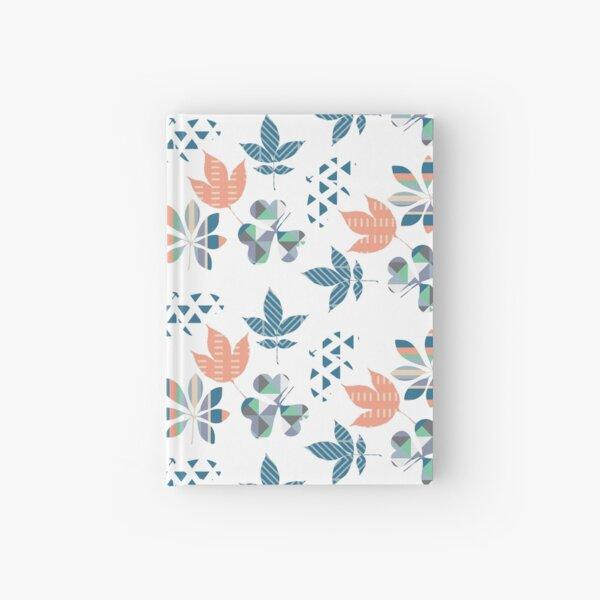 Fruitful Foliage Hardcover Journal
