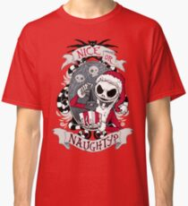 Scary Santa Classic T-Shirt