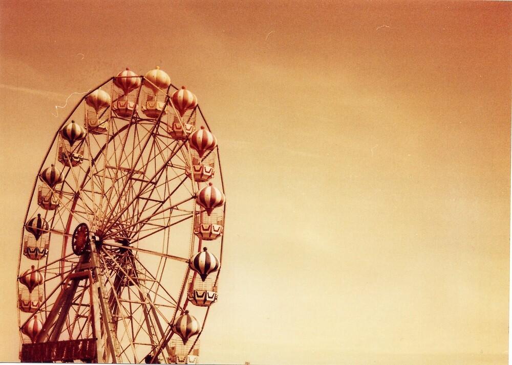 Unridden Wheel by hazybaby