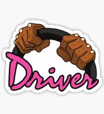 DRIVER!! Sticker
